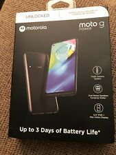 Factory Unlocked Motorola Moto G Power 2020 (Xt2041-4) 64Gb - Black Clean Imei