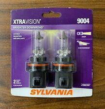 Headlight Bulb-STE Sylvania 9004 Xtravision New Sealed Retail Package Ships FREE