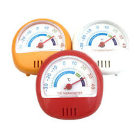 FRIDGE/FREEZER THERMOMETER DIAL-FACE Temperature Gauge Kitchen BRAND-NEW Plastic
