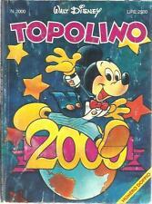 TOPOLINO N° 2000 + SPECIALE