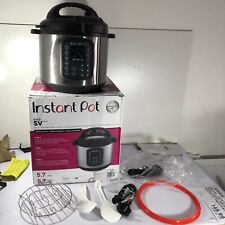 Instant Pot 9 in 1 COS9735 DUO SV 6 quarto multi uso Pentola a pressione 5.7 LITRI