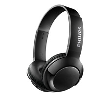 Auriculares Philips Shb-3075bk negro Bluetooth