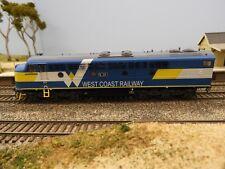 TrainOrama, West Coast Railway, S Class Locomotive, HO Scale, WC-S311