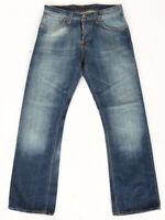 B-Ware Nudie Herren Regular Bootcut Fit Jeans | Regular Alf Cold Wash | W33 L32