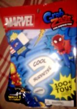 2012 Grab Zags Marvel Series #1 - Mystery Pack