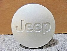 Jeep Grand Cherokee/Compass/Wrangler 2005-2015 Wheel Cap Silver #5HT597
