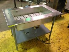 Thermalink UC5023 48'' Hot Water Bath Steam Table Rethermalizer 208v - u2469