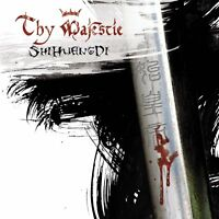 Thy Majestie – ShiHuangDi (2012)  CD  NEW/SEALED  SPEEDYPOST