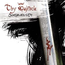 Thy Majestie ‎– ShiHuangDi (2012)  CD  NEW/SEALED  SPEEDYPOST