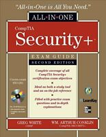 Comptia Security + All-In-One Exam Guide - by Wm Conklin
