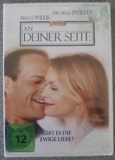 AN DEINER SEITE DVD mit Michelle Pfeiffer u. Bruce Willis von 2000 eingeschweißt