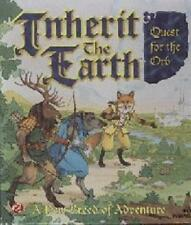 Inherit The Earth: Quest For The Orb PC CD animal tribes obstacle adventure game