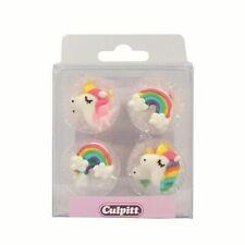 Culpitt Rainbows & Unicorns Sugar Pipings 12pk