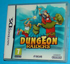 Dungeon Raiders - Nintendo DS NDS - PAL
