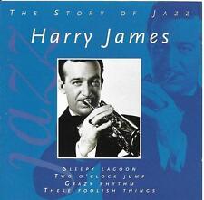 Harry James - The Story Of Jazz (EMI CD-Album, 2000) Topzustand - wie neu!