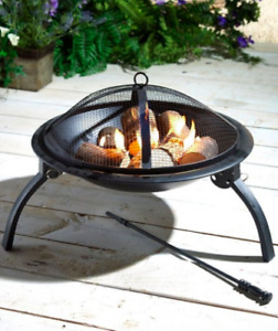 Classic 51cm Fire Pit - Brand New ~ Free Next Day Shipping