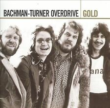 Bachman-Turner Overdrive : Gold (Remastered) [us Import] CD (2005)