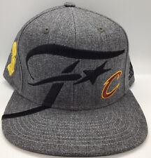 2016 Cleveland Cavaliers CAVS NBA Finals Locker Room ADIDAS Snapback Hat/Cap