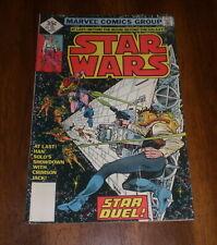 1978 STAR WARS COMIC BOOK #15 -  MARVEL