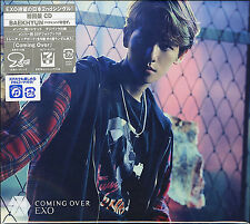 EXO-COMING OVER (BAEKHYUN VER JAPAN CD Ltd/Ed C94