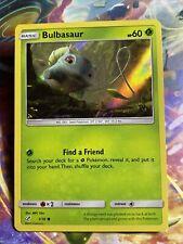 Pokemon Card TCG Bulbasaur HOLO PROMO Detective Pikachu Movie
