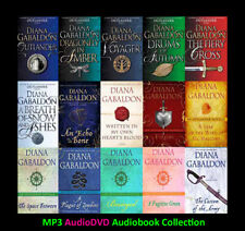 The OUTLANDER Series By Diana Gabaldon (15 MP3 Audiobook Collection)