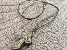 Jerusalem Souvenir Cross Necklace Holy Sepulchre/ 2018