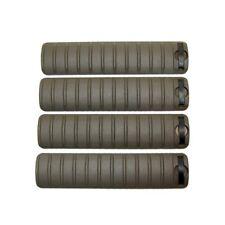 20mm Weaver Rail Cover LONG (4er Pack, oliv)
