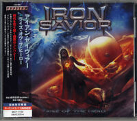 IRON SAVIOR-RISE OF THE HERO-JAPAN CD BONUS TRACK F83