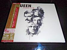 Forever - 2CD SHMCD Japan - Queen Freddie Mercury