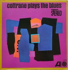 Minty JOHN COLTRANE PLAYS THE BLUES ATLANTIC Stereo - 100% to Charity!
