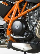 KTM 690 SM R&G Racing RHS Engine Case Cover ECC0138BK Black