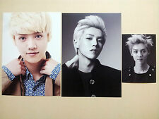 EXO SM Town SMTOWN Week Limited Edition Goods Photo Post card - Luhan Set(3pcs)