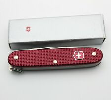Victorinox alox Farmer SMS burdeos-Swiss Army Knife -