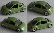 Welly – VW Nuevo Beetle verde metalizado