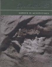 Murder in Mesopotamia by Agatha Christie (CD-Audio, 2002)
