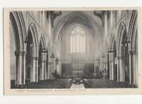 West Bournemouth St Ambrose Church c 1905 Postcard  172a