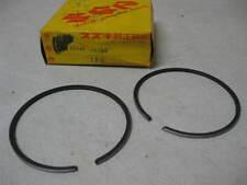 Suzuki NOS TM250, TS250, T500, 1968-74, Piston Ring Set, # 12140-15700   S7