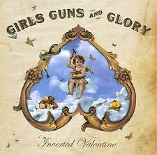 GIRLS, GUNS & GLORY - Inverted Valentine CD - Very Good Condition