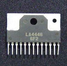 2-Channel AF Power Amp IC LA4446 (NEW)