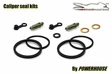 Suzuki GSXR1000 01-06 rear brake caliper seal repair kit K1 K2 K3 2001 2002 2003