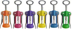 Bottle Opener, Corkscrew, Winged Corkscrews