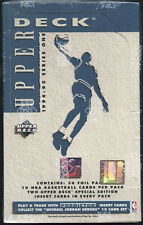 Upper Deck 1994/95 Series 1 Retail Box - NBA Basketball Cards Pack