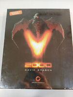 2000 David Braben Grolier Interactive Schachtel Groß Set para PC Cd-Rom Spanien
