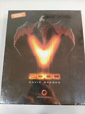 2000 DAVID BRAB CAJA GRANDE - JUEGO PARA PC CD-ROM ESPAÑOL GROLIER INTERACTIVE