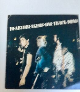 johnny thunders and the heartbreakers one track mind