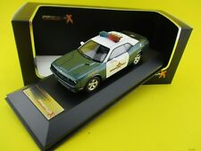 "Dodge Challenger R/T ""Broward Country Sheriff"" 2009 PremiumX 1:43  OVP  NEU"
