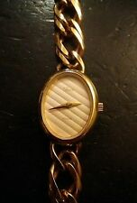 Vintage Timex ladies watch, not running  for parts or repair no Reserve
