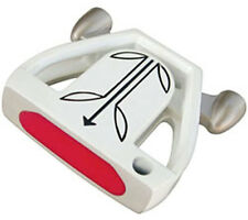 "New 35"" Twin Engine White taylor fit spiders golf putters at discount prices!"
