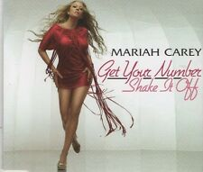 MARIAH CAREY Get your number 2 TRACK CD NEW - NOT SEALED